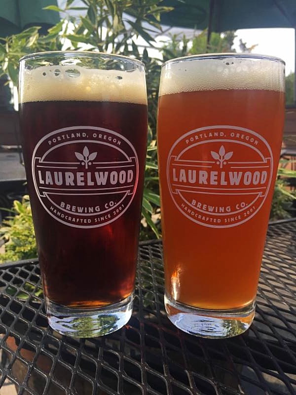 Laurelwood brewing to raise money for oregon forest fire for Laurel wood
