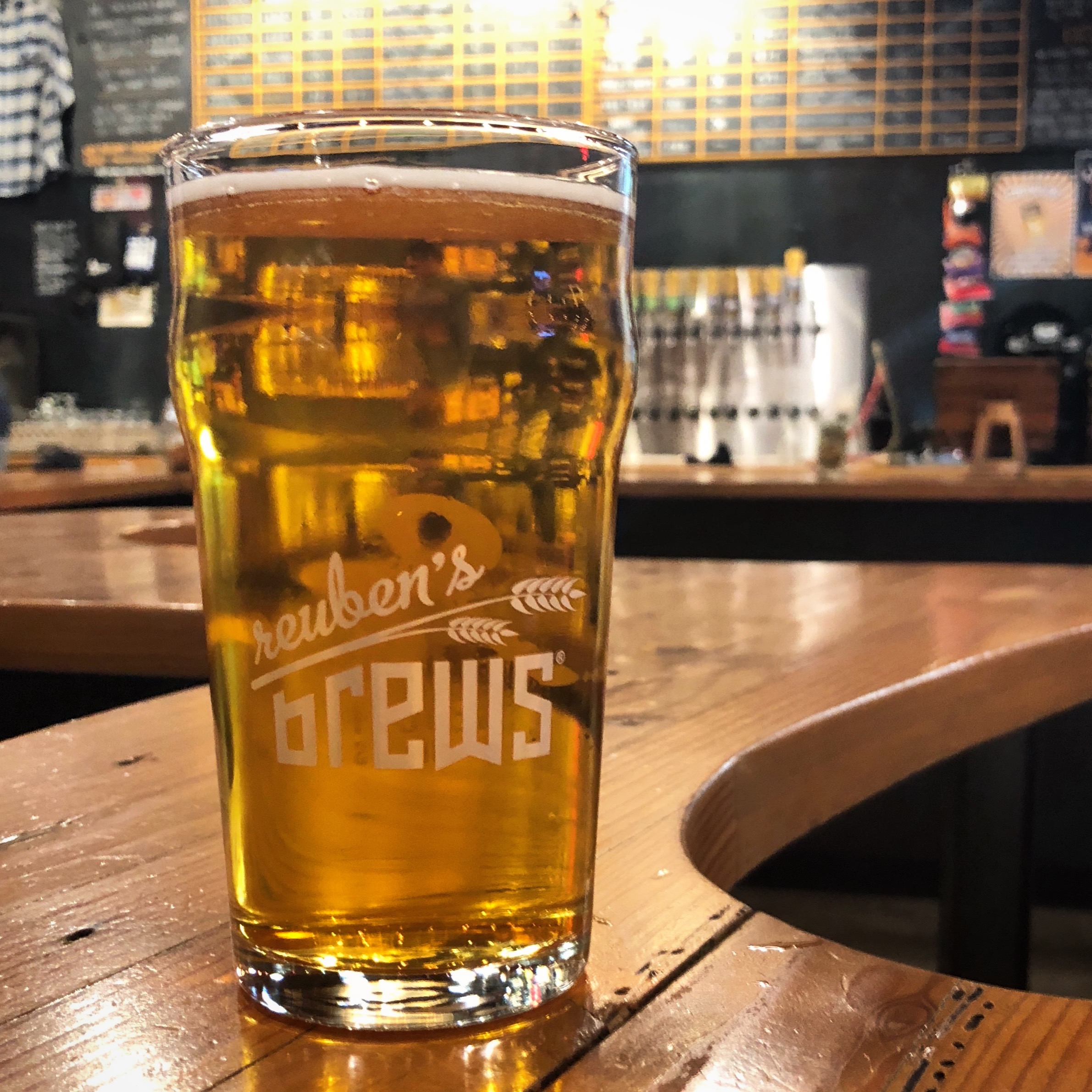 Reubenu0027s Brews Triumvirate IPA Days After Winning The Gold Medal At The  2017 Great American Beer Festival In The International Style Pale Ale  Category.
