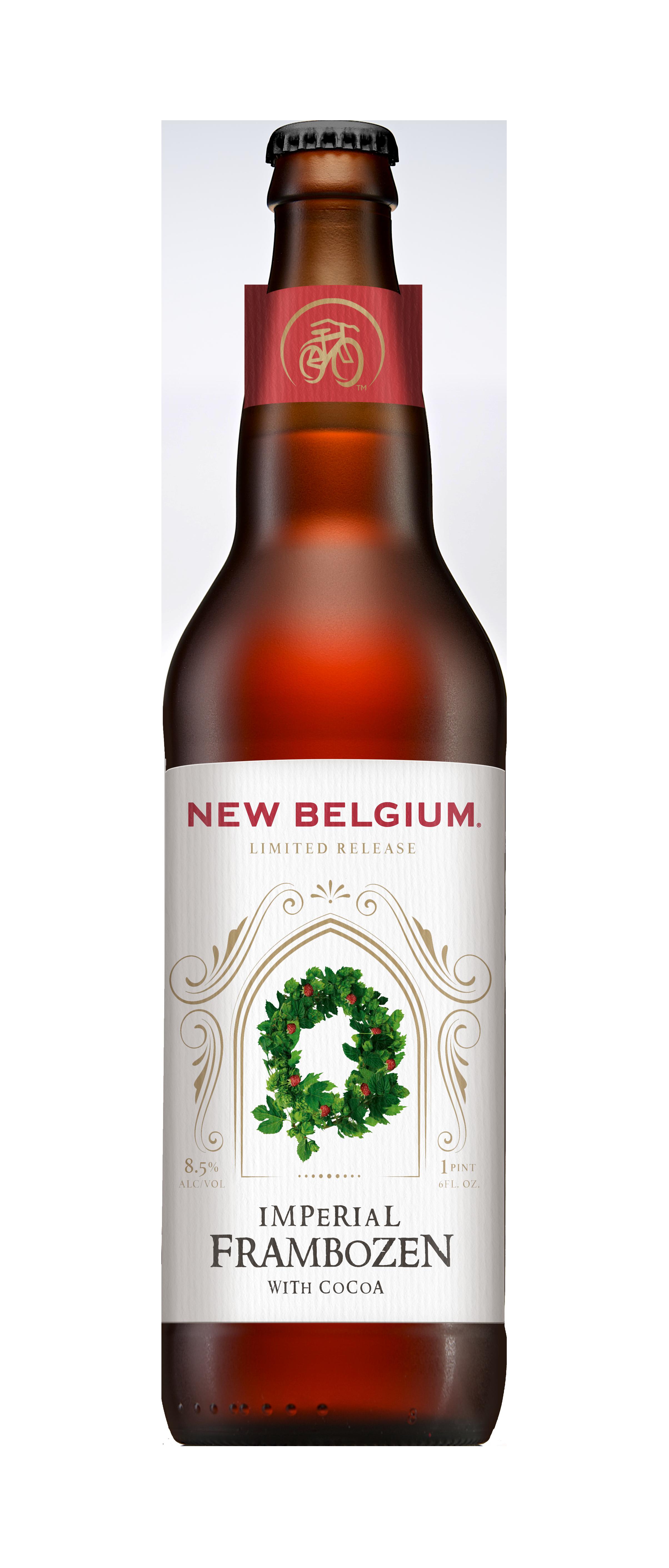 New Belgium Releases Imperial Frambozen With Cocoa
