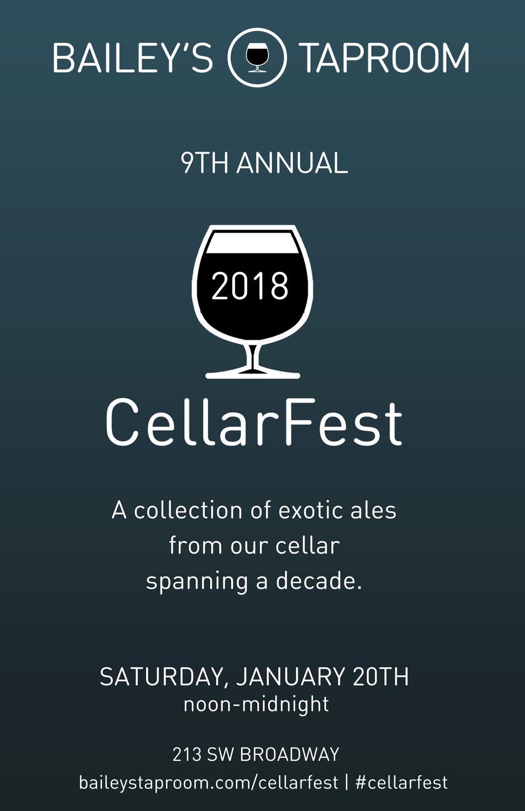 Bailey's 9th Annual CellarFest