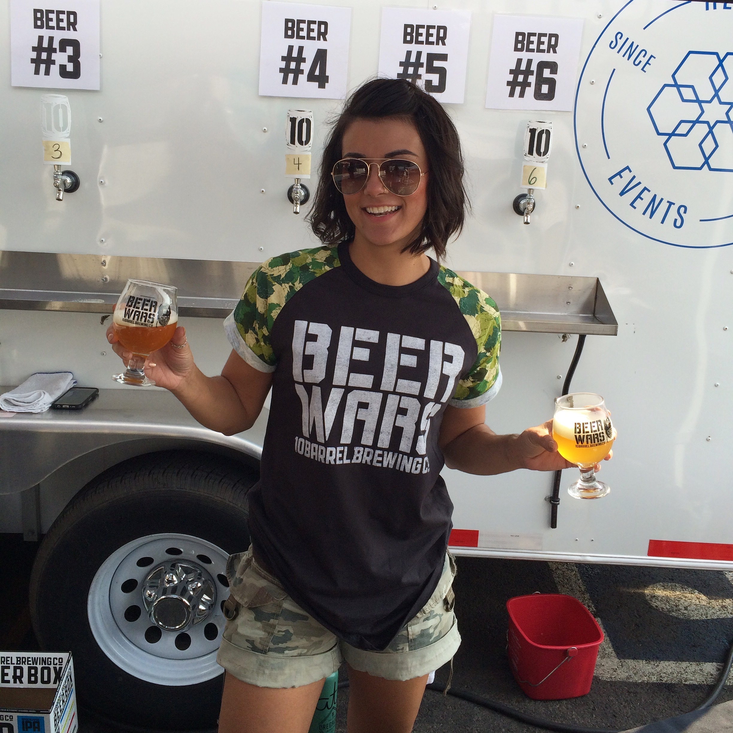 Beer Wars from 10 Barrel Brewing returned to Bend. (photo by Amanda Skourtis)