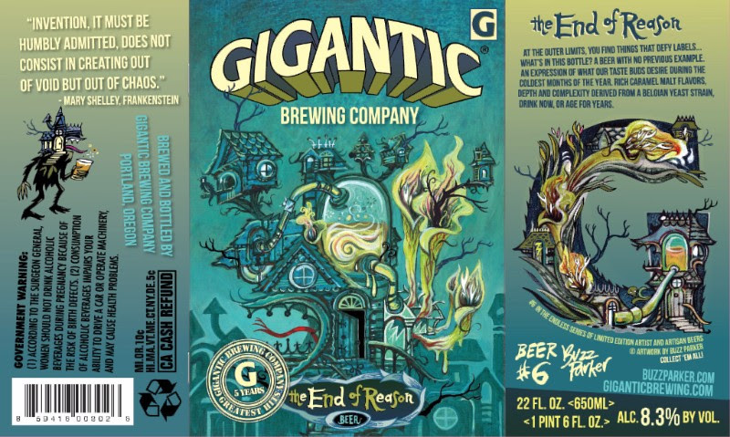 Gigantic Brewing The End of Reason Greatest Hits