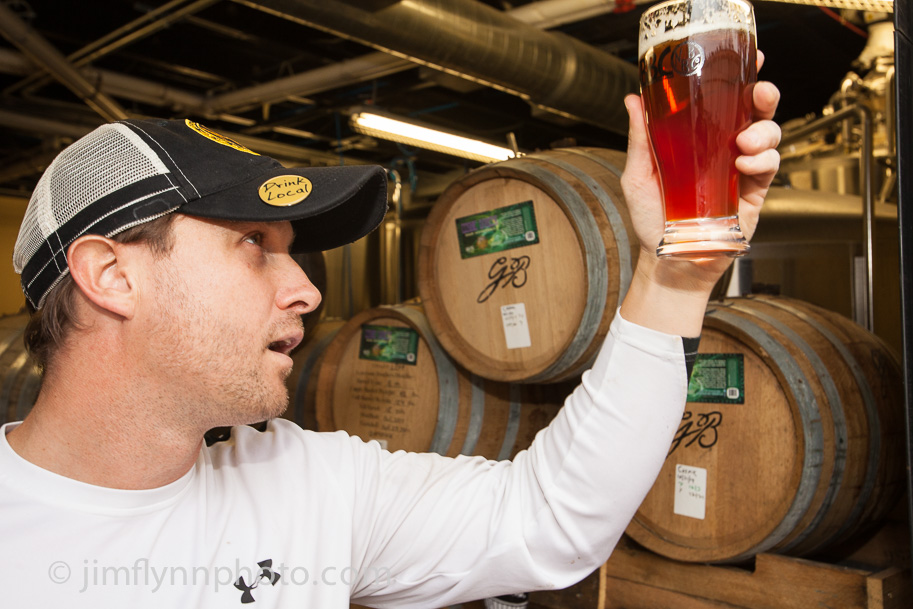 image of Kelly Meyer courtesy of New Braunfels Brewing