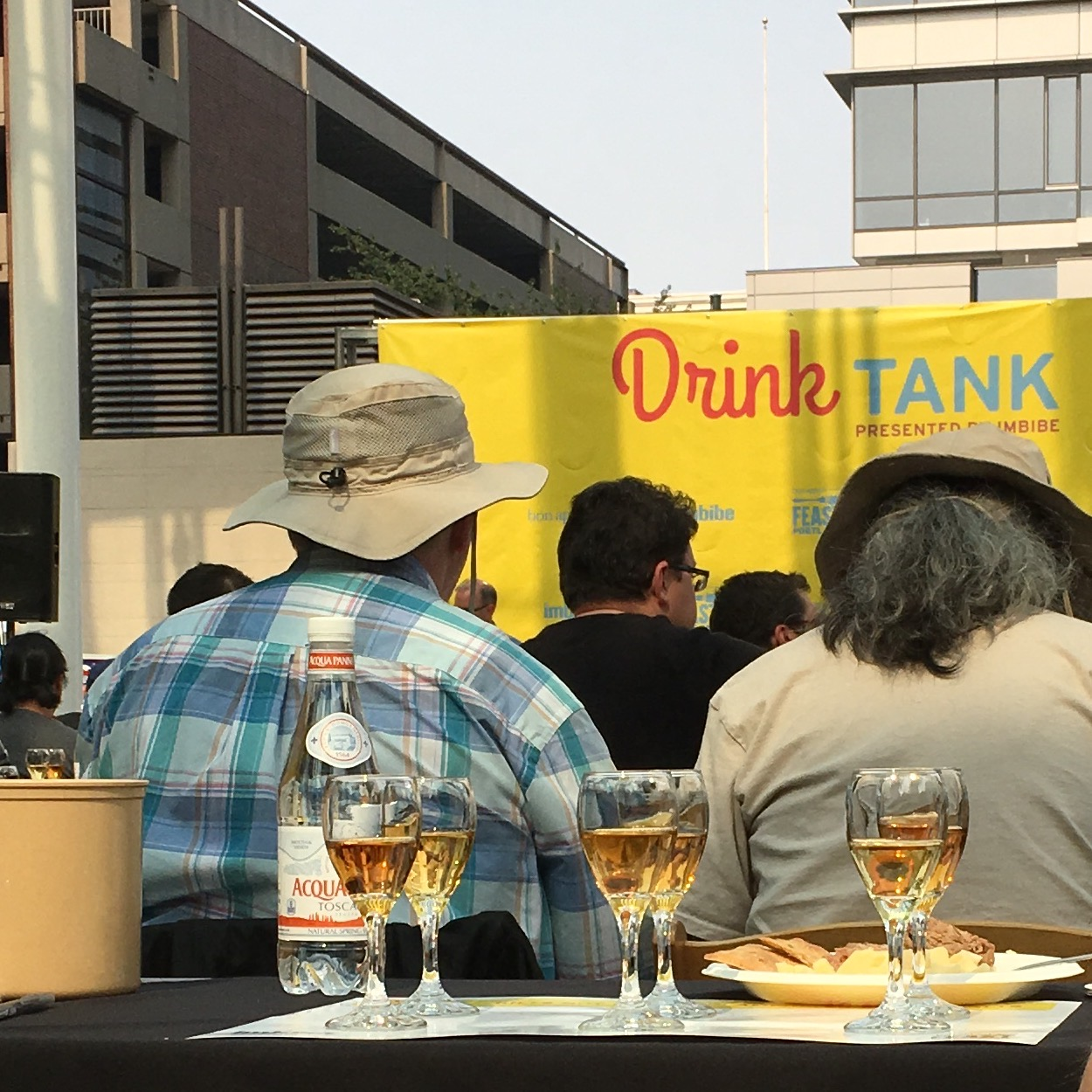 American Single Malts were one of the Drink Tank sessions during the 2017 Feast.