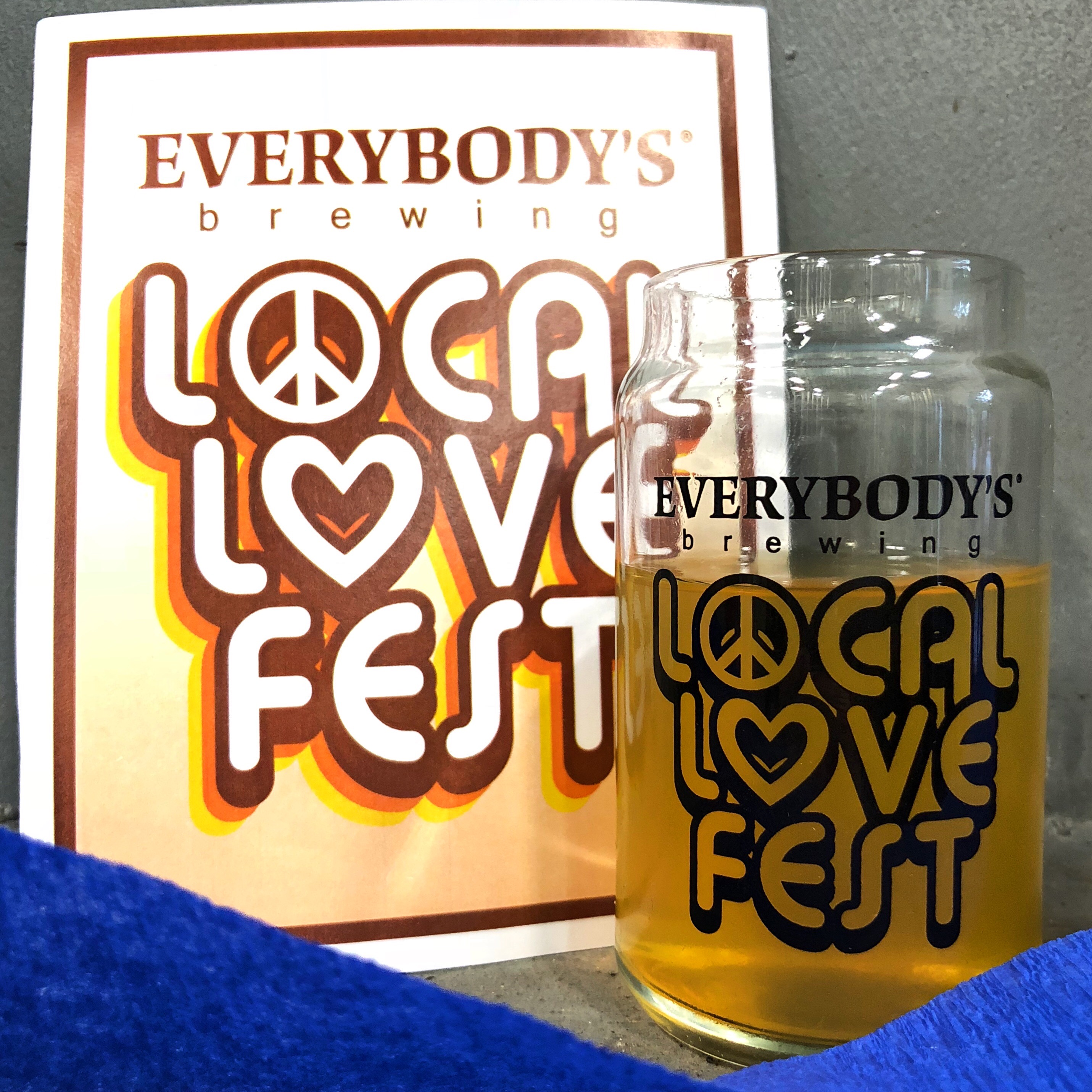 Everybody's Brewing celebrated its 9th Anniversary in October with its Local Love Fest that featured many collaborations with fellow Gorge businesses.