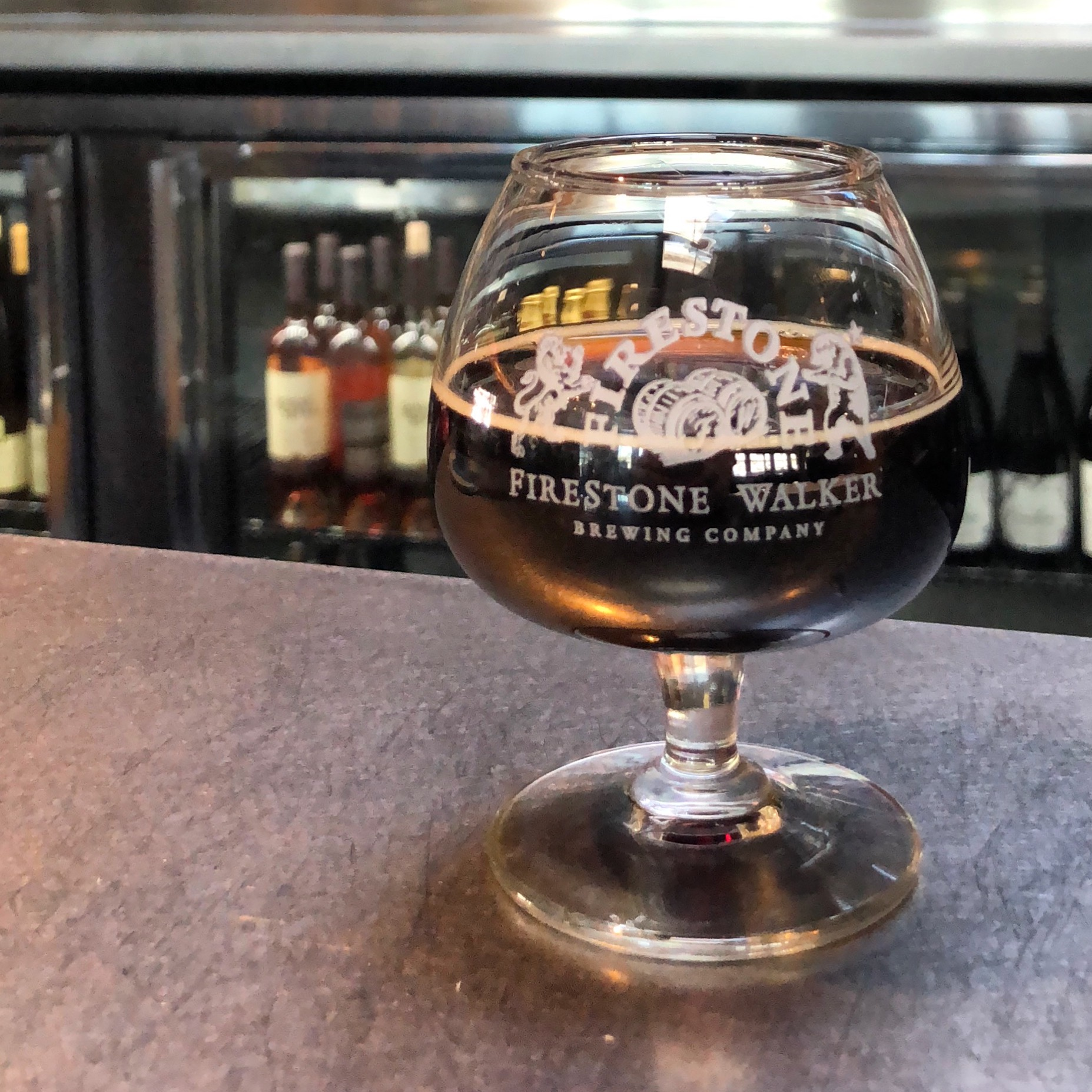 Firestone Walker Scotch Parabloa at Firestone Walker Propagator.