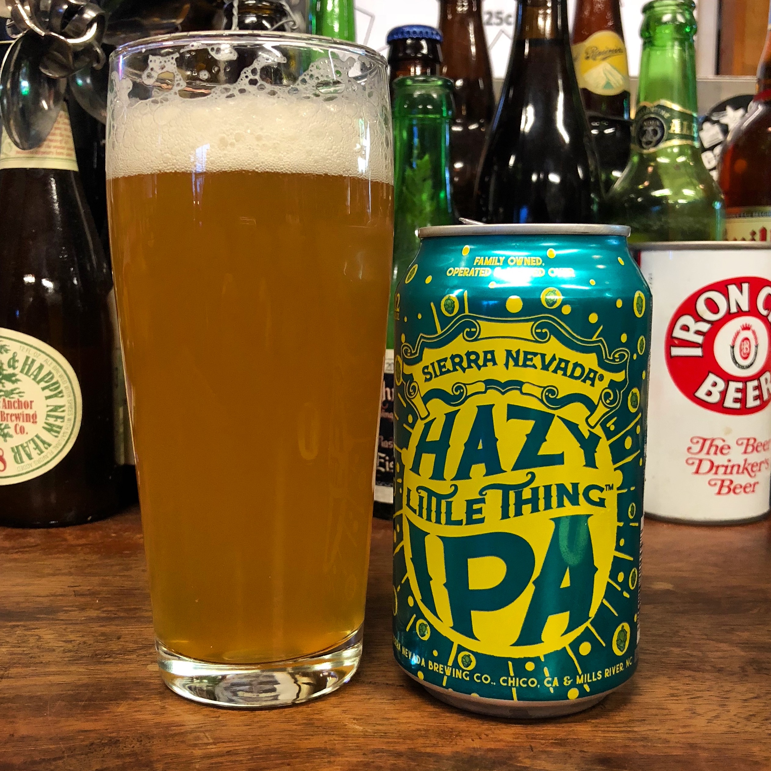 Donald Trump S 1040 Tax Document Reveals Reveals How Much: Sierra Nevada Brewing Releases Hazy Little Thing IPA & Hop