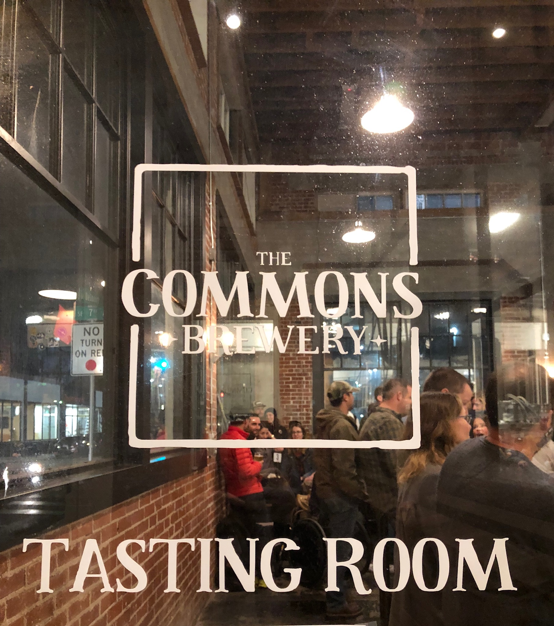 So sad to see The Commons Brwery closing its doors.