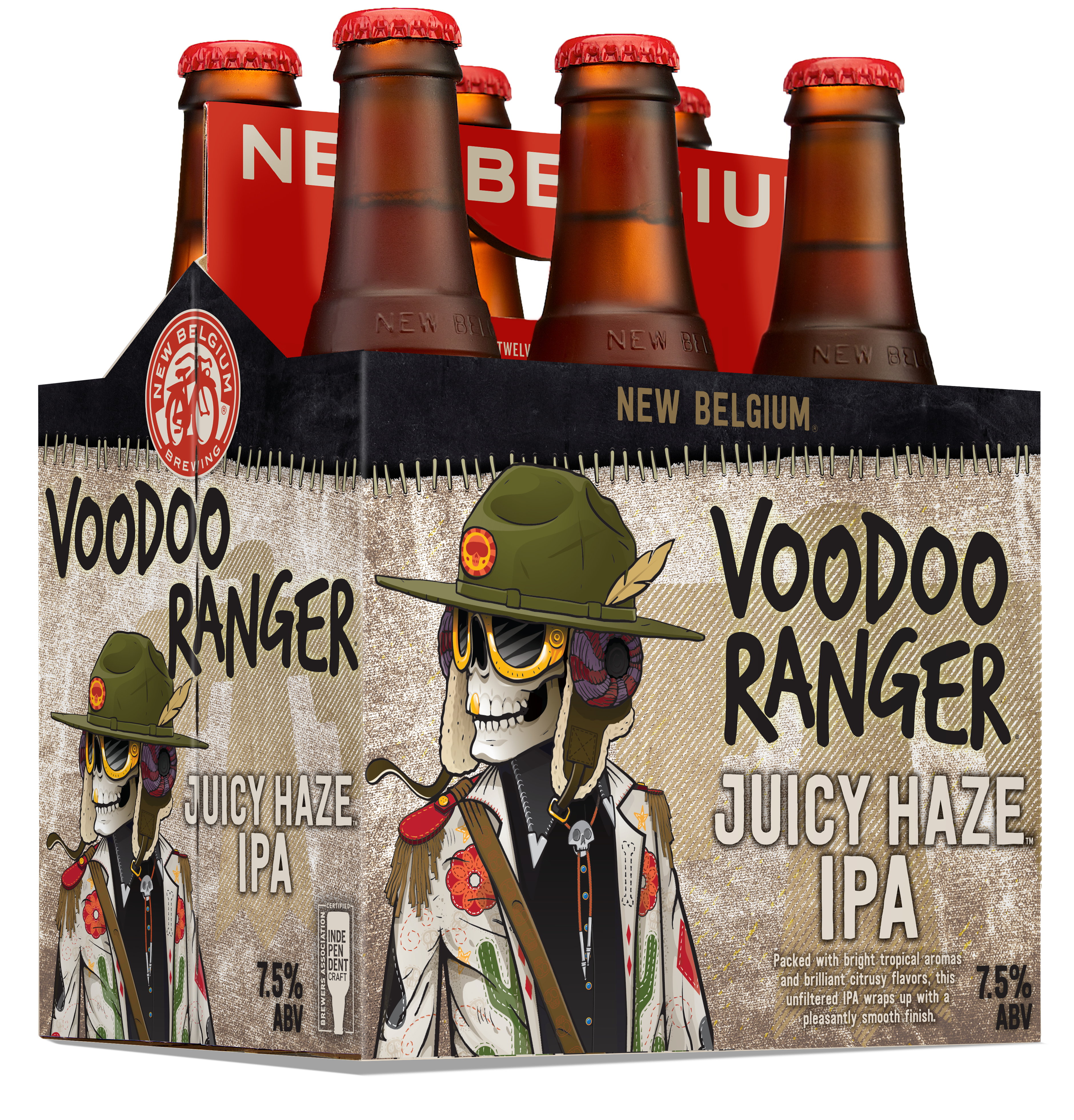 Voodoo Ranger Juicy Haze IPA Six Pack