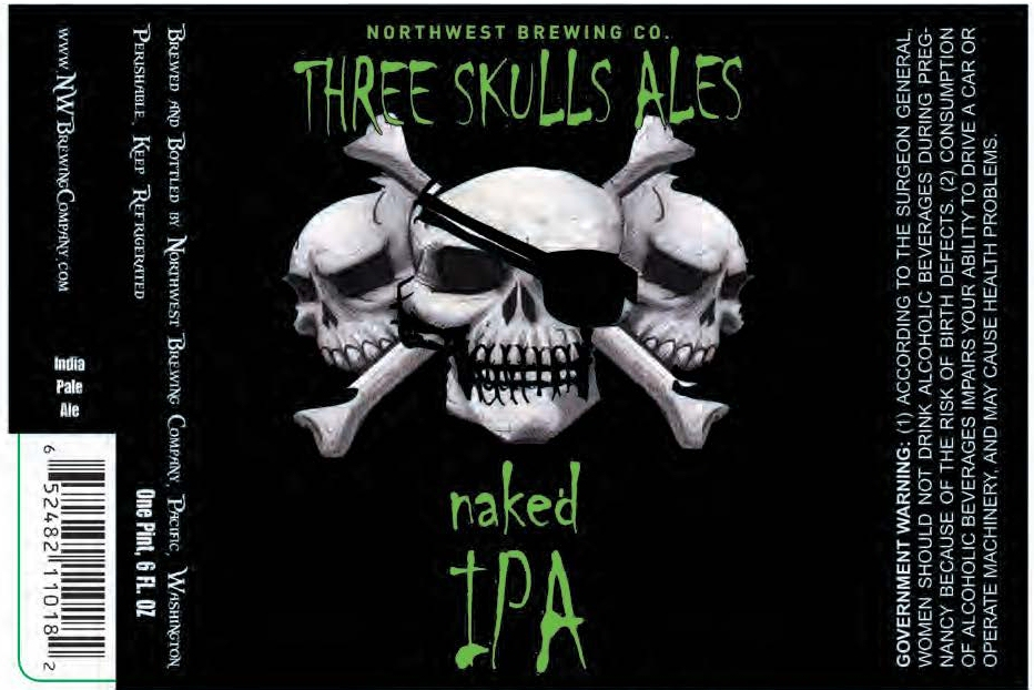 Naked skulls #9