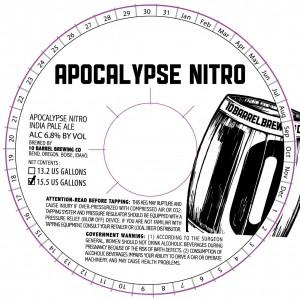10 Barrel Apocalypse Nitro IPA