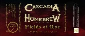 Cascadia Homebrew Fields of Rye
