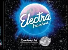 Ecliptic Framboos Raspberry Ale Summer 2015