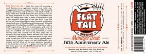 Flat Tail Menage Brah 5th Anniversary