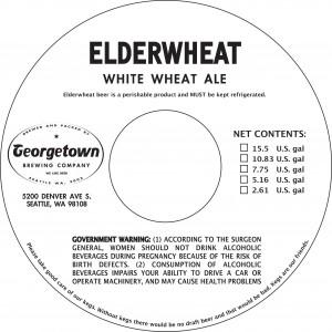 Georgetown Elderwheat IPA