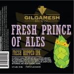 Gilgamesh Fresh Prince of Ales