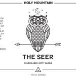Holy Mountain The Seer Foudre Aged Hoppy Saison