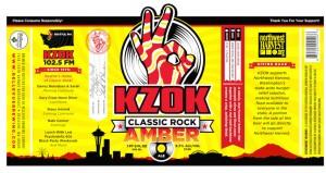 KZOK Classic Rock Amber