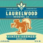 Laurelwood Vinter Varmer Brown Ale