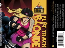 Loowit Brewing Co. Flat Track Blonde Ale