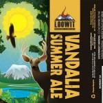 Loowit Vandalia Summer Ale