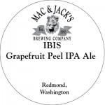 Mac & Jack's Grapefruit Peel IPA