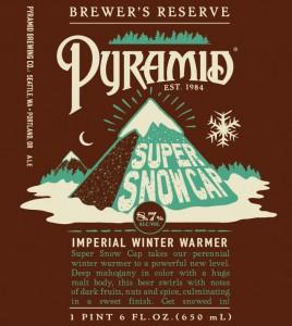 Pyramid Brewer's Reserve Super Snowcap