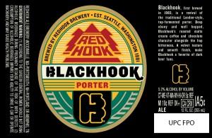 RedHook Black Hook Porter