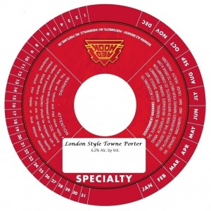 RedHook London Style Towne Porter