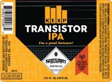 Scuttlebutt Brewing KEXP Transistor IPA