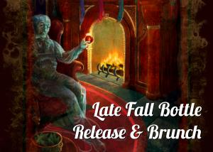 Block 15 Late Fall Bottle Release & Brunch