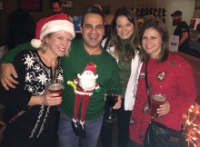 Migration Tacky Sweater Party