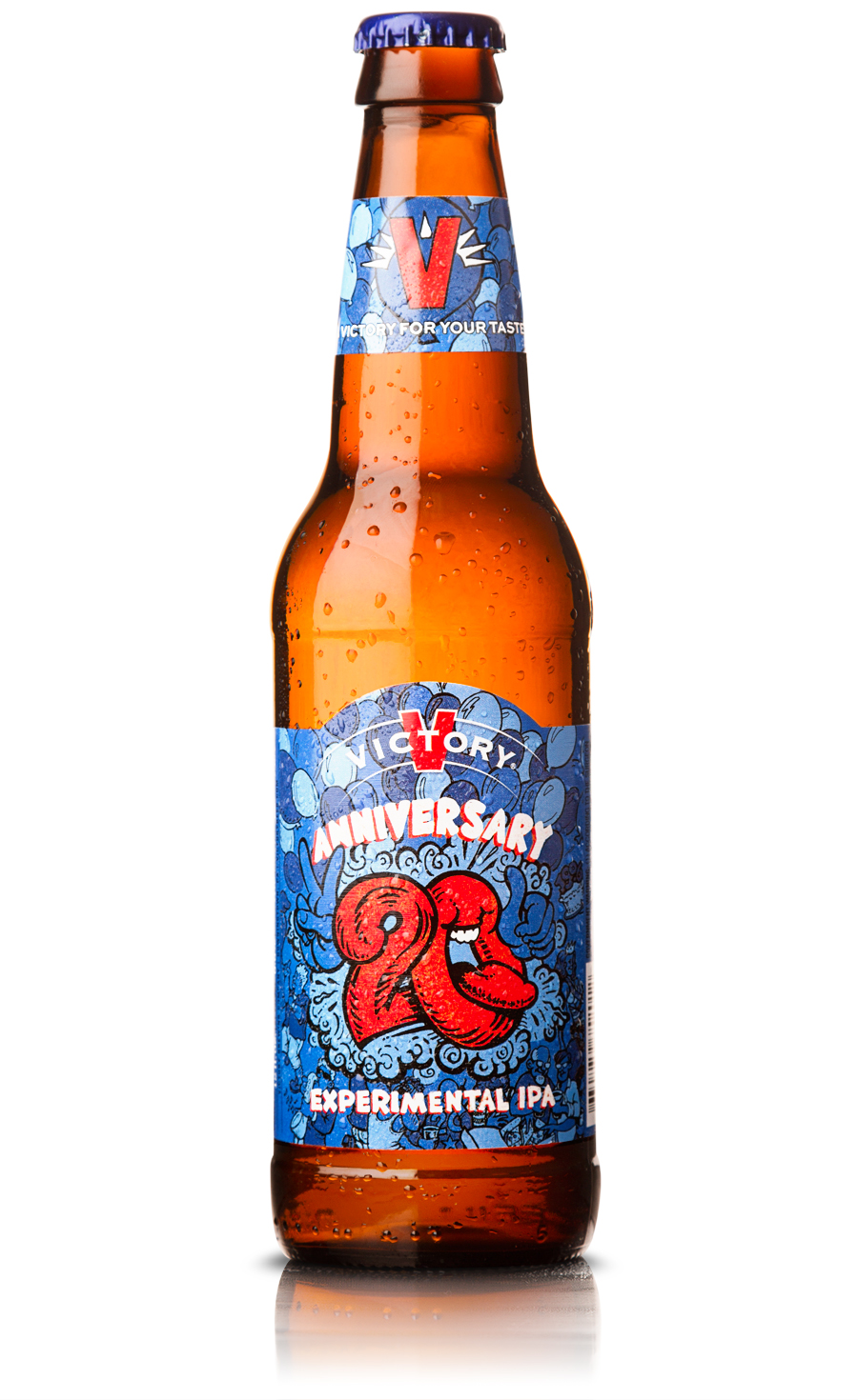 Victory brewing releases anniversary 20 experimental ipa for Take craft beer back
