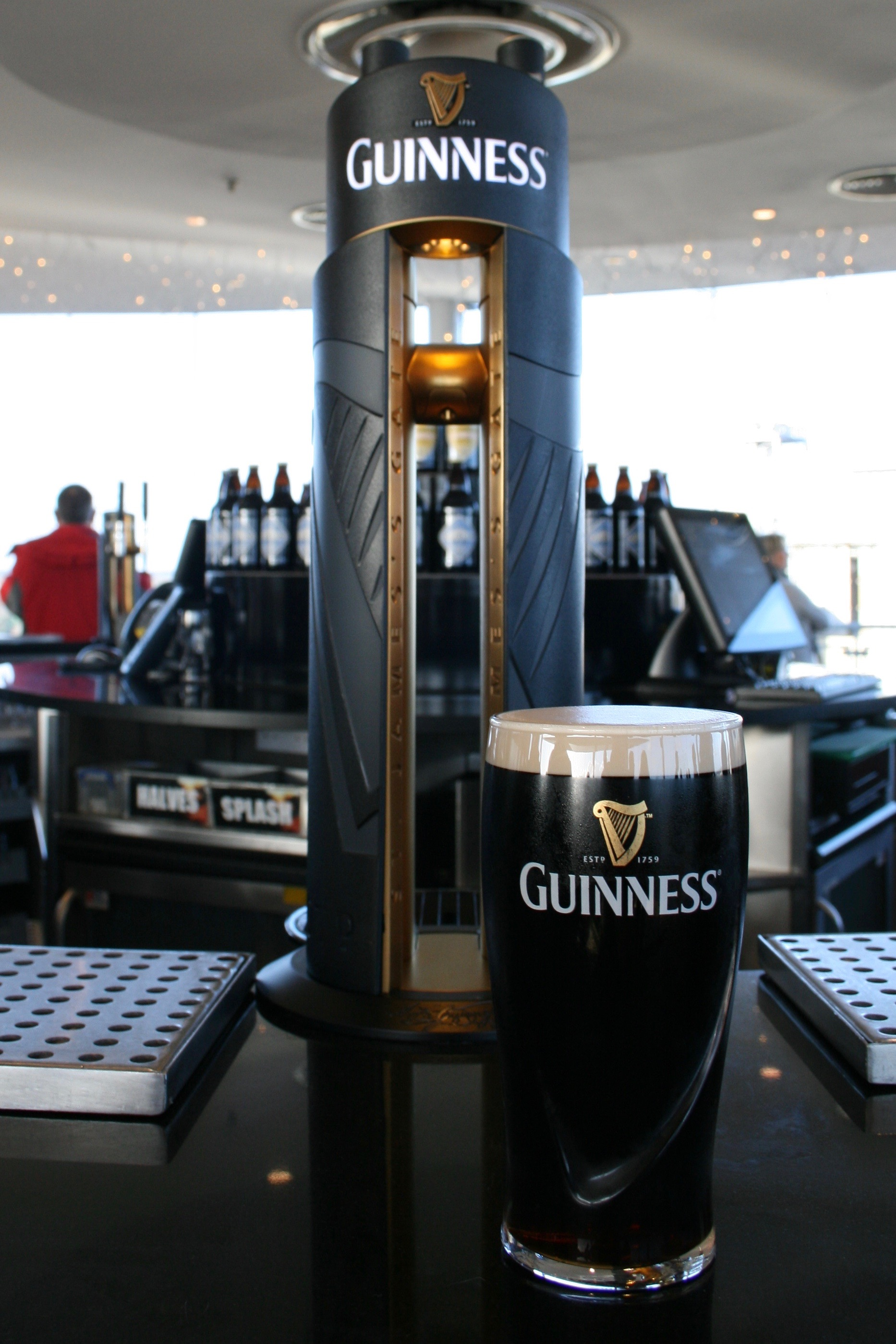 Guinness A Look At The Famous Irish Brewery