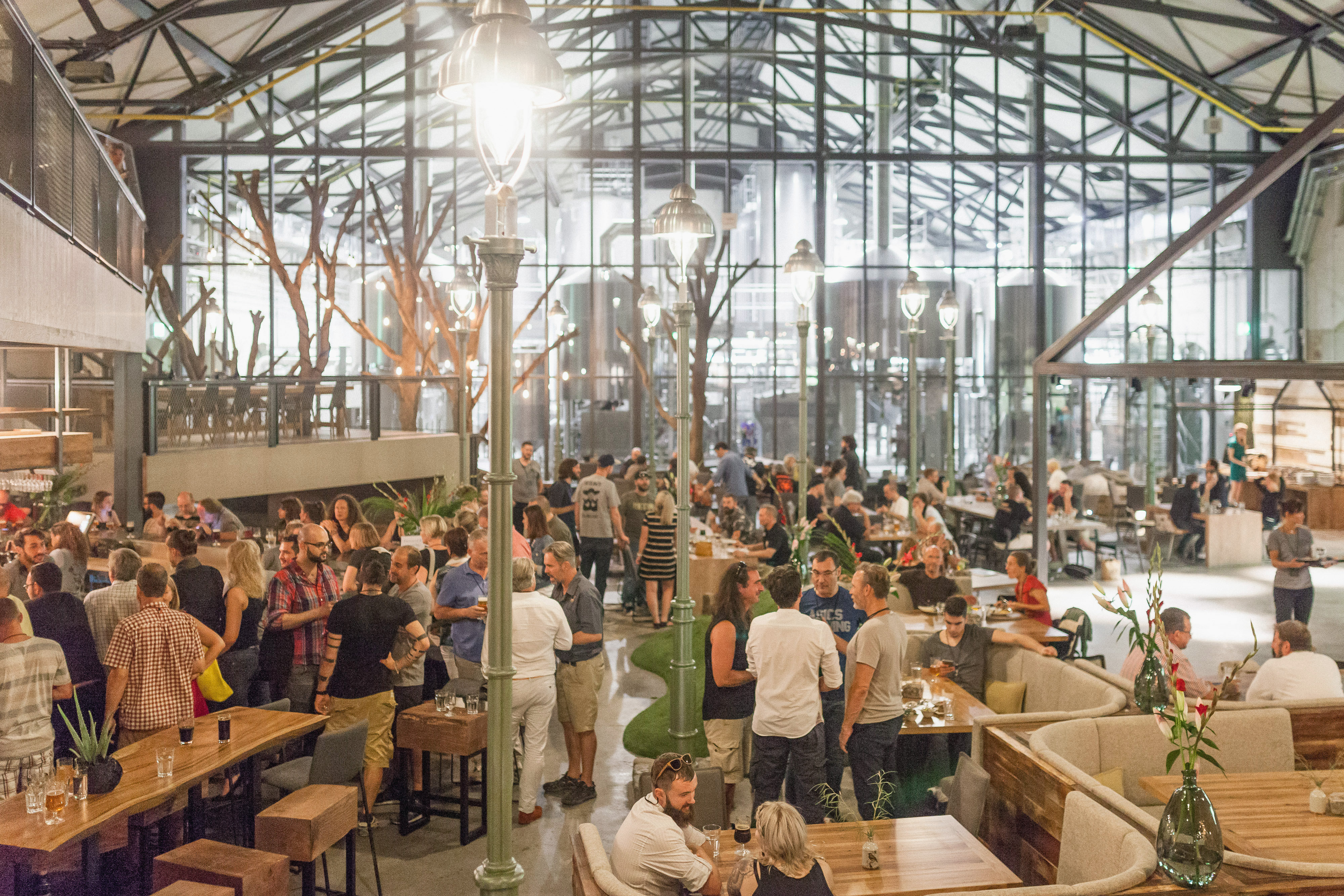 Stone Brewing World Bistro & Gardens Opens In Berlin, Germany