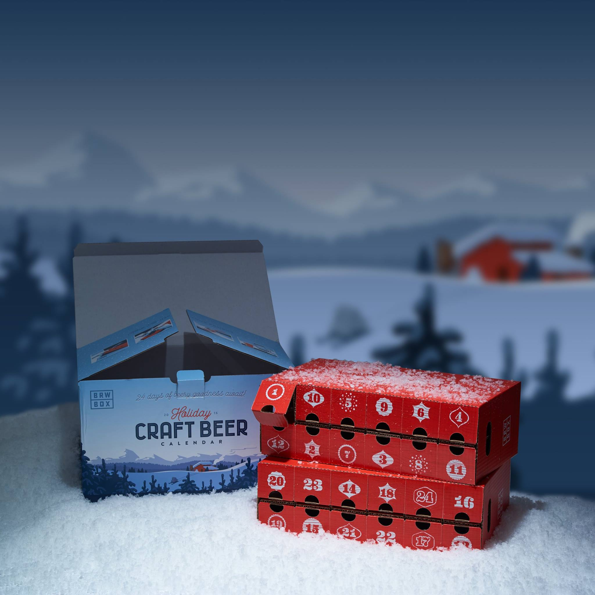 Holiday Craft Beer Releases