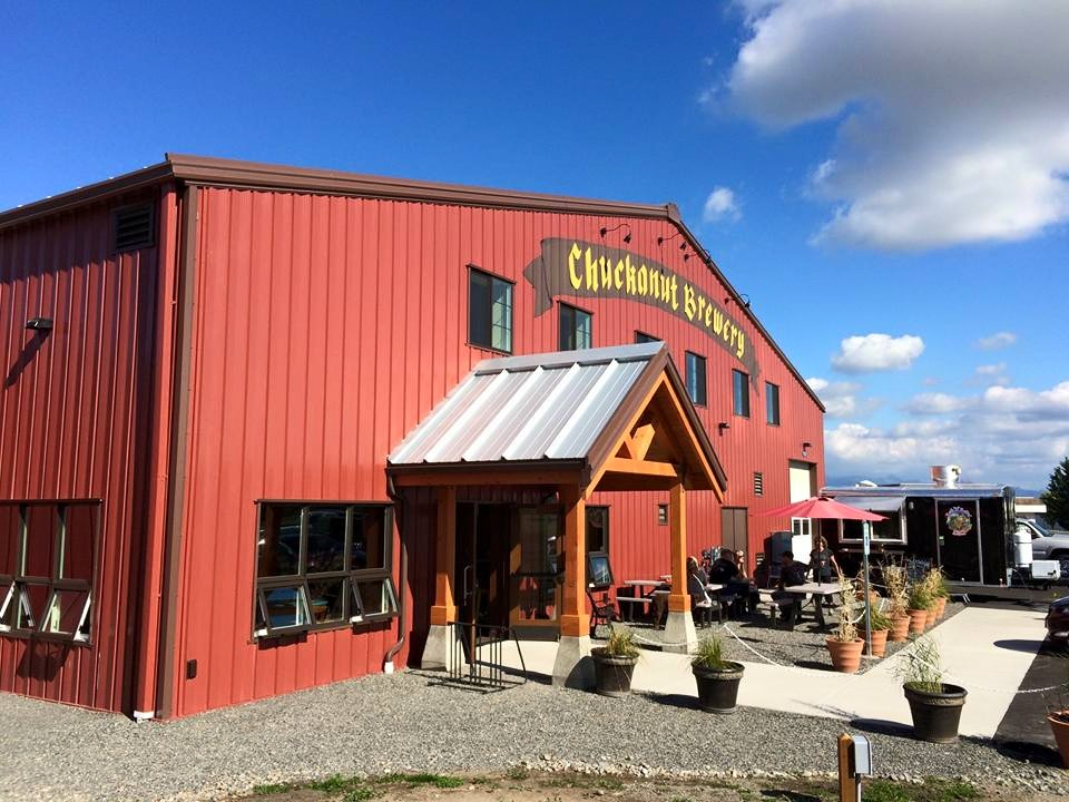 Chuckanut Brewery Tours At The Wa Brewers Annual Open