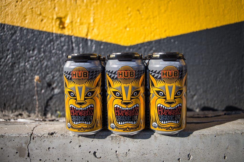 Hopworks Urban Brewery Reformulates Its Organic IPA + Sets