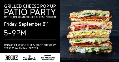 Rogue Eastside Pub To Host American Grilled Cheese Kitchen Pop Up