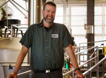 image of Greg Doss courtesy of Full Sail Brewing