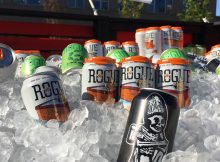 Rogue introduced many of its beers in 12 ounce cans in 2017, including Dead Guy Ale.