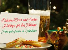 Holiday Beer Cooking Recipes courtesy of Hopsteiner