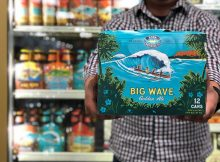 image courtesy of Kona Brewing