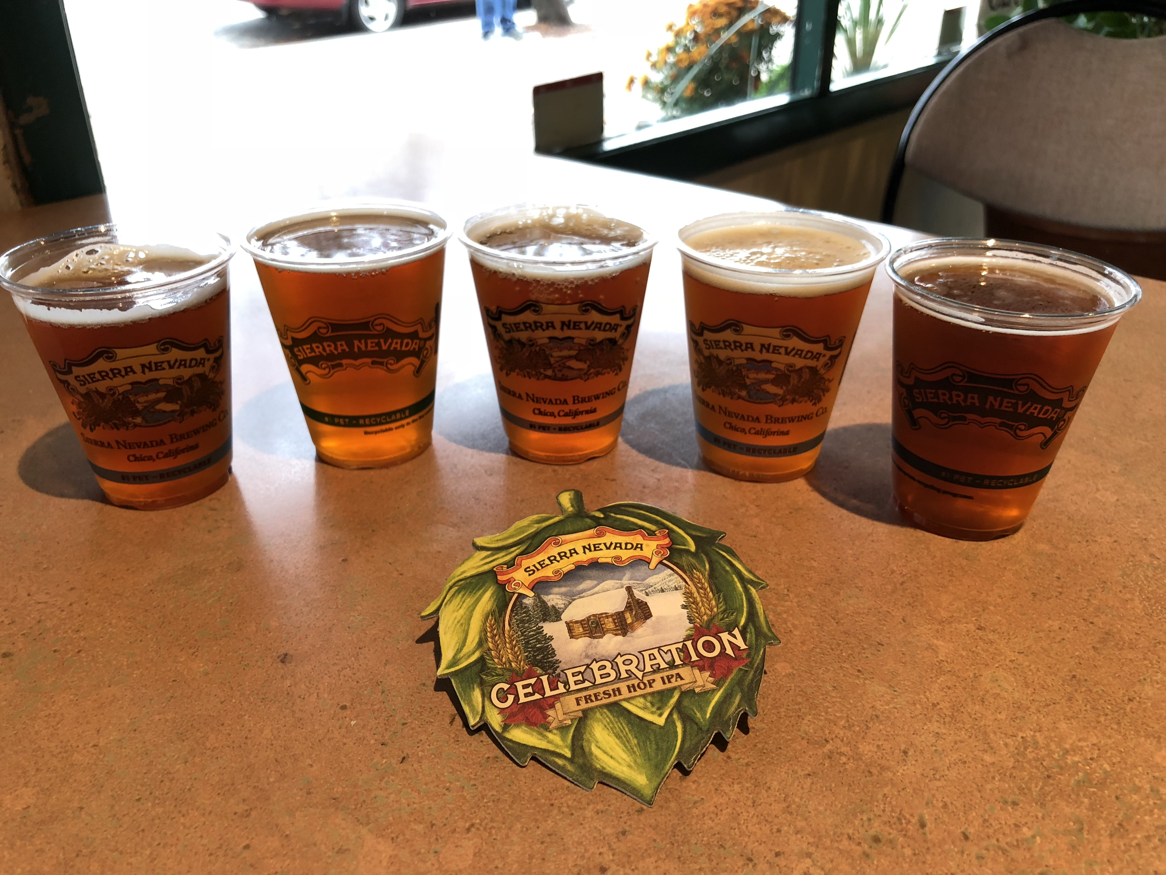 A 2013-2017 vertical of Sierra Nevada Celebration