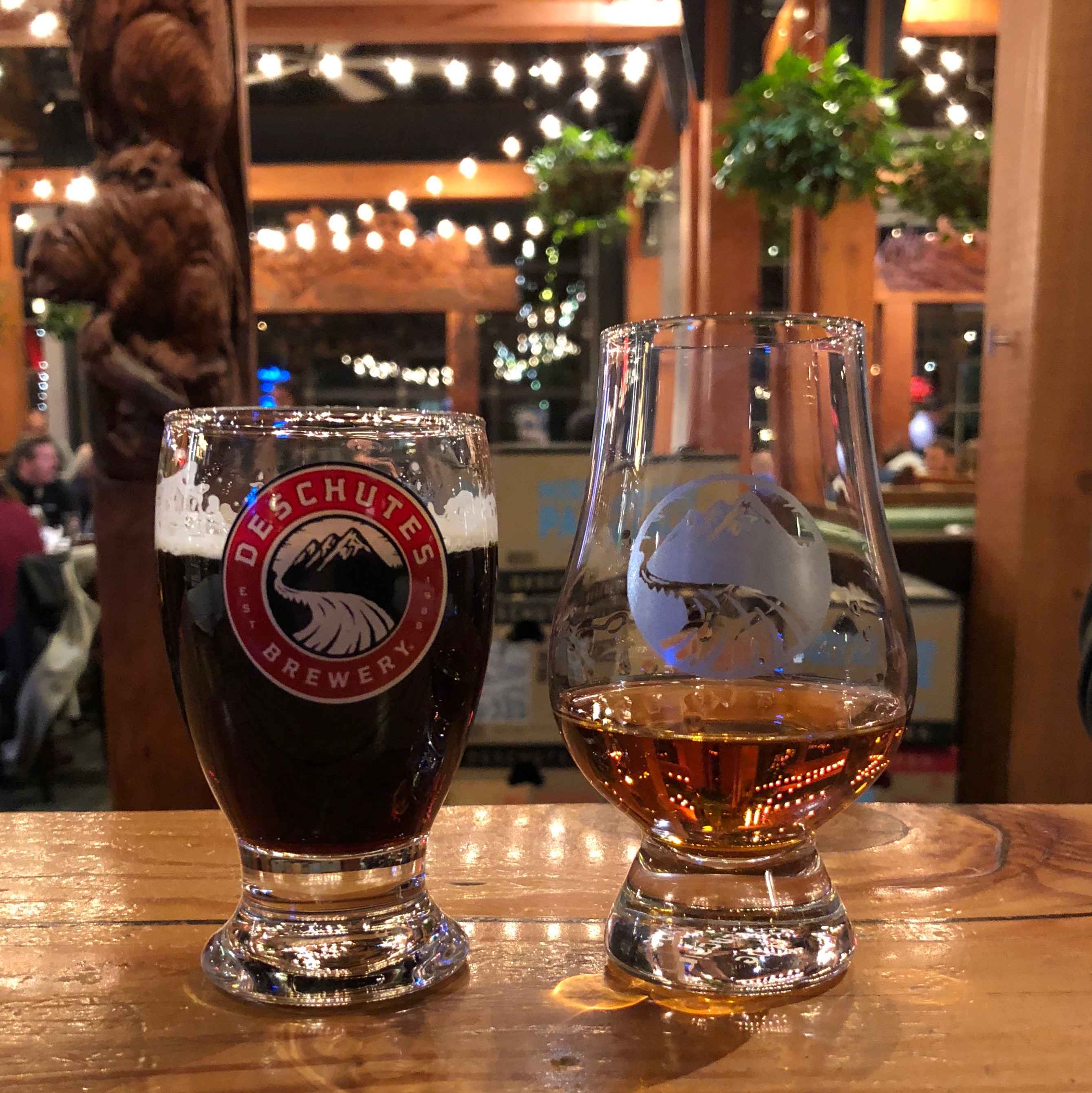 Deschutes Brewery and Bendistillery released the second bottling of its Black Butte Whiskey in early December. This whiskey is available by the dram at Deschutes in the Pearl District.