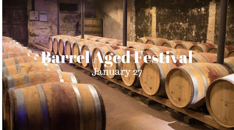 The Civic Taproom Hosts Its 3rd Annual Barrel Aged Fest