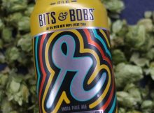 image of Bits & Bobs IPA courtesy of Reuben's Brews