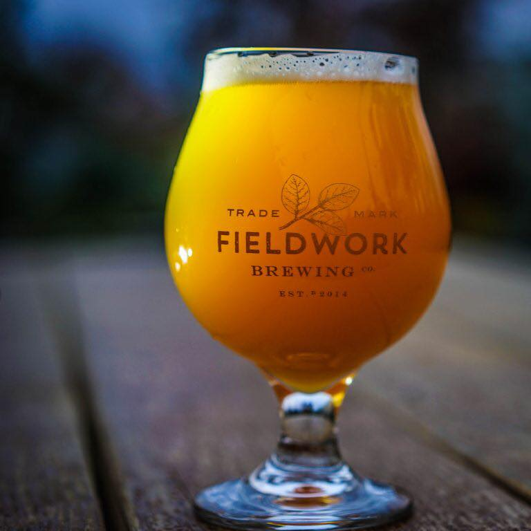 image of King Citra courtesy of Fieldwork Brewing.