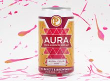 PayetteBrewing Aura Guava & Hibiscus Sour Ale