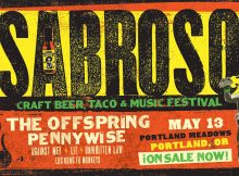 Sabroso Craft Beer, Taco & Music Festival - Portland, Oregon - May 13, 2018